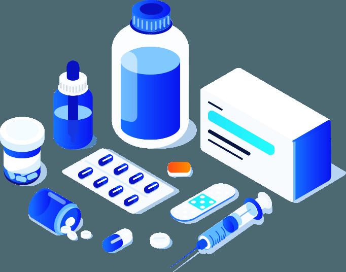 Pharmacies Graphic