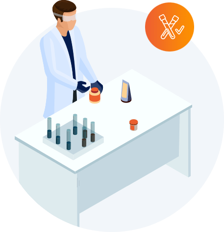 diagnostic labs icon